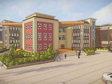 Postgraduate School design