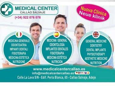 Medical Clinic in Tenerife