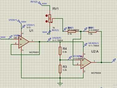 Proteus Circuits