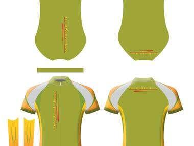 Jersey/Uniform Design