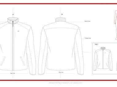 3d and 2d fashion design