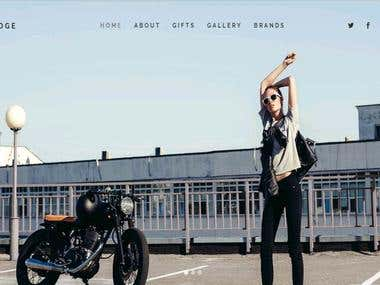 Paginas Web de Moda /