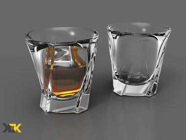 Product Design - Whisky Glass 2017