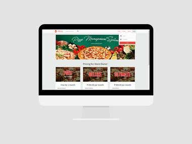 Pizza Stocks & Ordering Management System (PSOIMS)