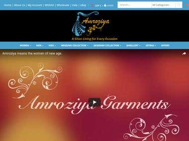 Amroziya Garments Pvt Ltd