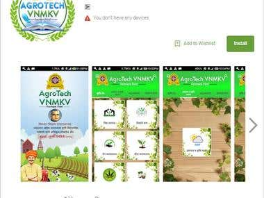 AgroTech VNMKV Android App