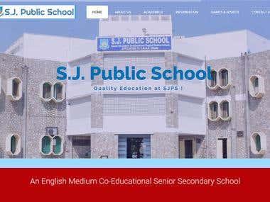 SJ Public School