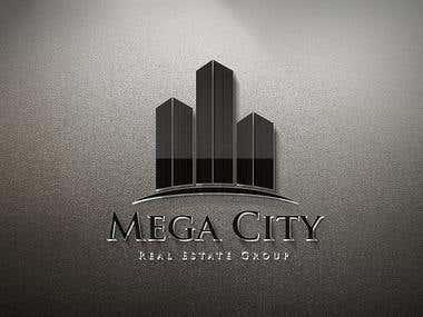 Mega City Logo