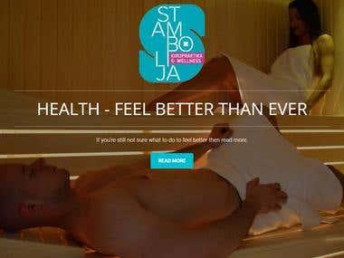 Stambolija Health (kiropraktika i wellness)