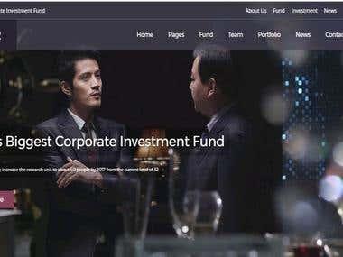 Página Web para Empresas / Company website