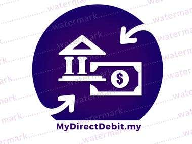 Logo/Button For Cash transfer Site
