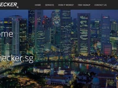 dnc checker singapore