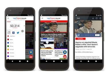 GMANews Online - Wear app