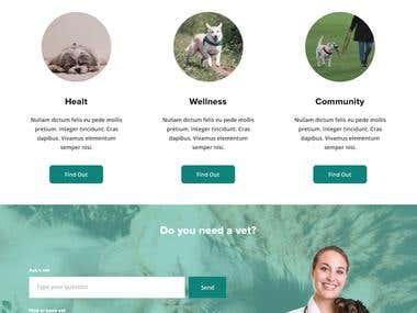 Pet Trade Website
