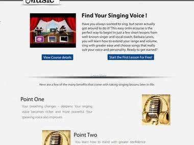 comesingmusic.com