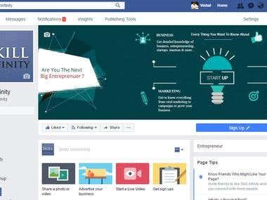 SkillInfinity fb Page