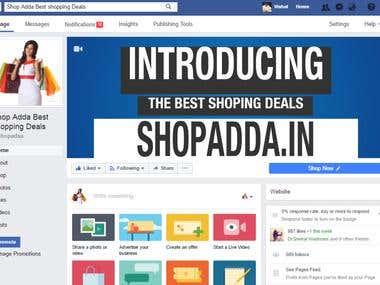 Shopadda fb Page