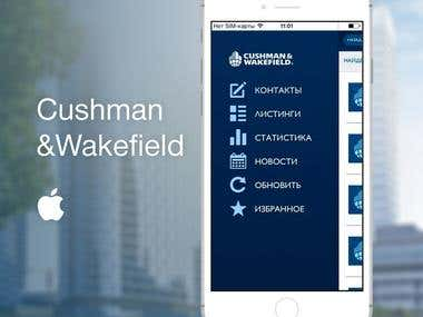 Cushman and Wakefield, Russia