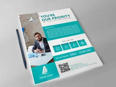 Corporate, Event & Party Flyer Design