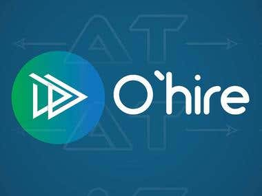 Logo Design for O'hire