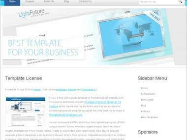 business_web_design_template