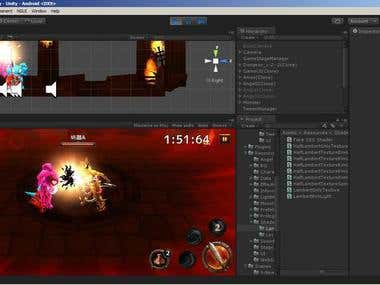 3D Game Development by using Unity3D