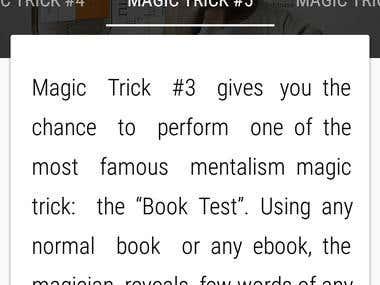 Magic#7