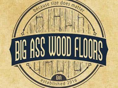 Big Ass Logo Design