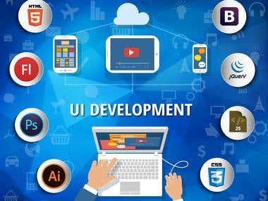 Expert in UI Development