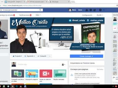 Community Manager: Matias Orieta / Empiezaemprender