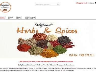 Saltylicious Himalayan Salt
