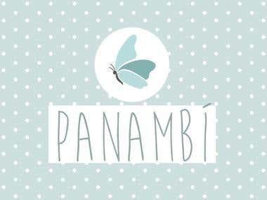 """Logotipo para Coro """"Panambí"""""""