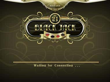 Mobile Game: BlackJack21
