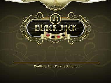 Mobile Game: BlackJack21