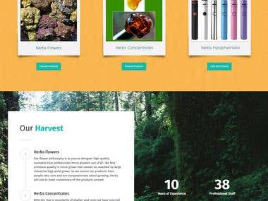 Herbs_Dobs website