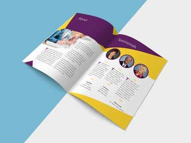 Fundraising Campaign Booklet