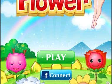 Mobile Game: PickFlower