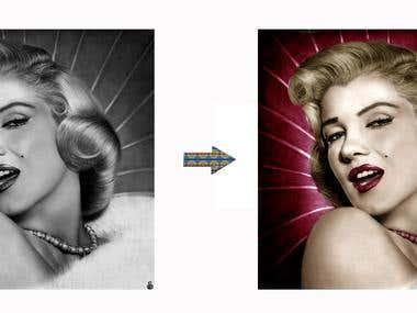 Photoshop / Edit Works