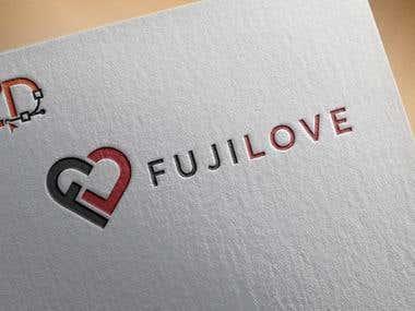 Fuji Love Logo