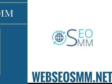 WEBSEOSMM Facebook Cover design
