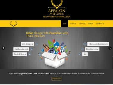 Appalon Web Zone