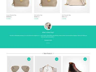 WooCommerce WordPress Site