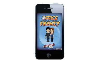 Office Frenzy Mobile Application