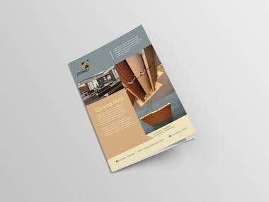 Brochure.