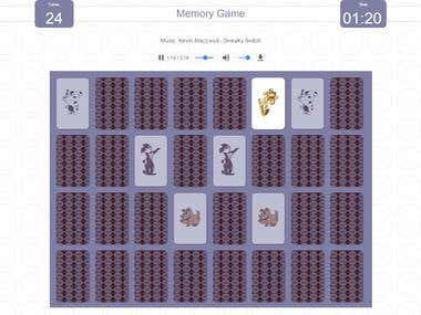 Memory Game Schmutts