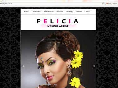 Make up by Felicia