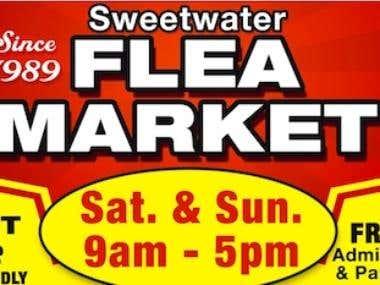 Sweetwater Flea Market Website