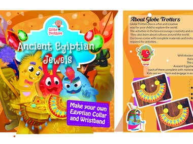 Children´s Board Game Packaging