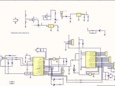 Arduino Electronics Design and PCB Layout