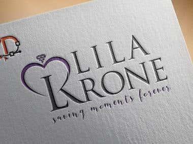 Lila Krone Logo